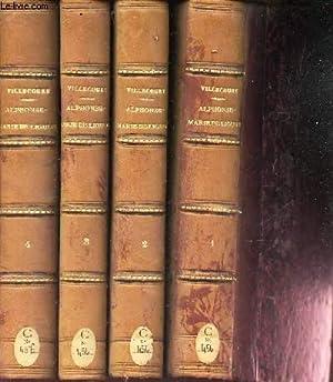 VIE ET INSTITUT DE SAINT ALPHONSE-MARIE DE LIGUORI - EN 4 VOLUMES - DU TOME 1 AU TOME 4. / ...