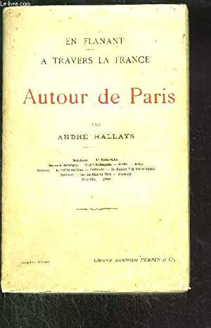 AUTOUR DE PARIS / Sommaire : Maintenon: HALLAYS ANDRE