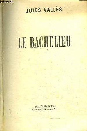 JACQUES VINGTRAS - LE BACHELIER: VALLES JULES