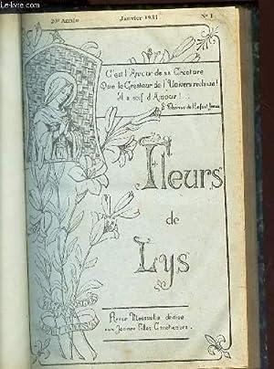 FLEURS DE LYS - ANNEE 1931. (LOT DE 2 NUMEROS).: COLLECTIF
