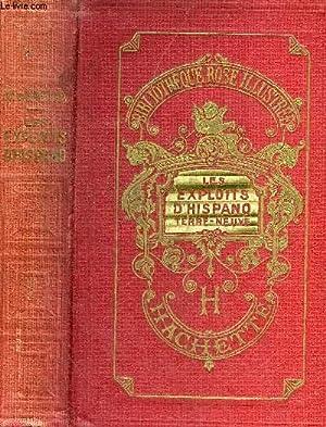 LES EXPLOITS D'HISPANO CHIEN TERRE NEUVE - COLLECTION BIBLIOTHEQUE ROSE ILLUSTREE.: DU ...