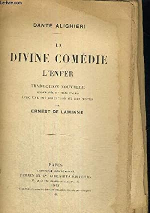 LA DIVINE COMEDIE - L'ENFER - TRADUCTION: ALIGHIERI DANTE
