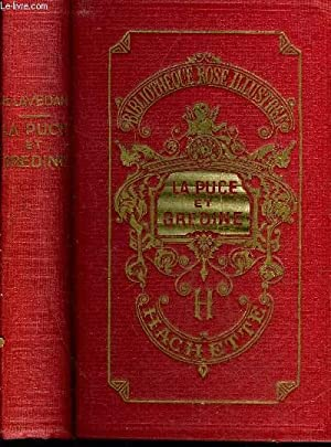 LA PUCE ET GREDINE OU LES PETITS LOCATIS - COLLECTION BIBLIOTHEQUE ROSE ILLUSTREE.: LAVEDAN HENRI