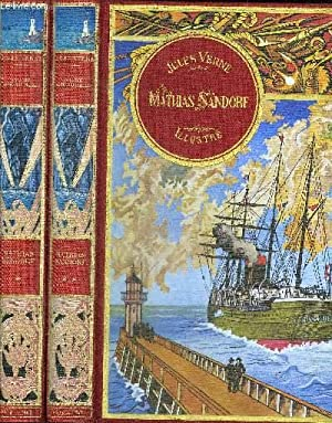 MATHIAS SANDORF - PREMIER + SECOND VOLUME.: VERNE JULES