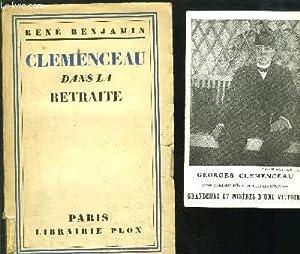 CLEMENCEAU DANS LA RETRAITE: BENJAMIN RENE