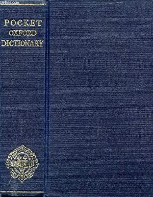 THE POCKET OXFORD DICTIONARY OF CURRENT ENGLISH: FOWLER F. G. & H. W.