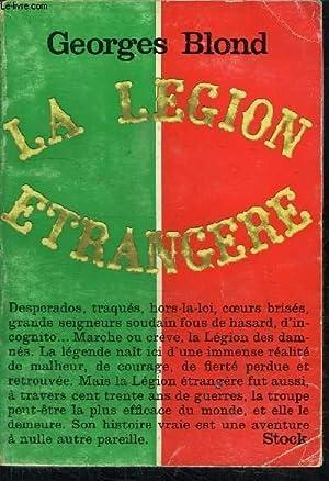 LA LEGION ETRANGERE: BLOND G.