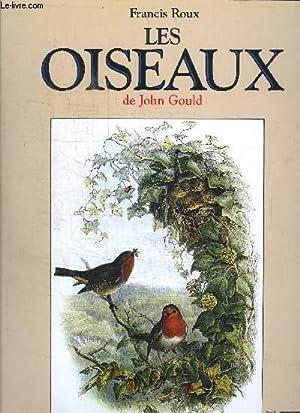 LES OISEAUX D'EUROPE: GOULD JOHN