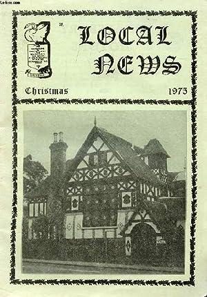 WRAYSBURY LOCAL NEWS, CHRISTMAS 1975 (Contents: Amey: COLLECTIF