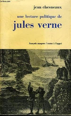 UNE LECTURE POLITIQUE DE JULES VERNE.: CHESNEAUX JEAN