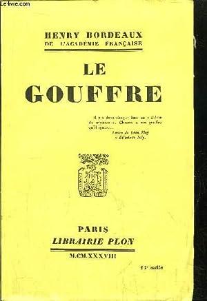 LE GOUFFRE: BORDEAUX HENRY