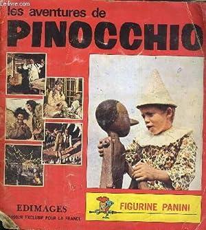 LES AVENTURES DE PINOCCHIO - FIGURINES PANINI: COLLECTIF
