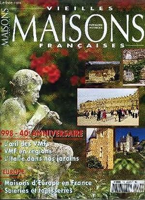 VIEILLES MAISONS FRANCAISES N°175 - Les Flandres: DE LAGARDE PIERRE,