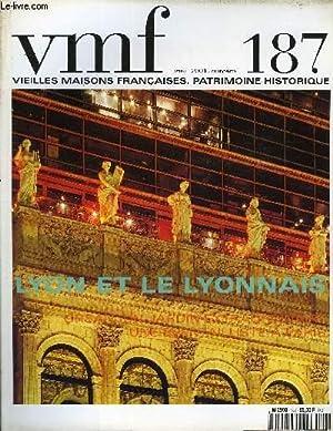 VIEILLES MAISONS FRANCAISES N°187 - Éditorial, Livres,: COLIGNON MARIE-CLAIRE, VALERY