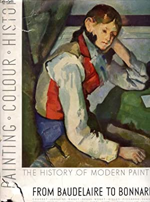 HISTORY OF MODERN PAINTING FROM BAUDELAIRE TO: RAYNAL MAURICE, READ