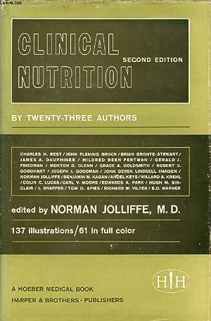 CLINICAL NUTRITION: JOLLIFFE NORMAN & ALII