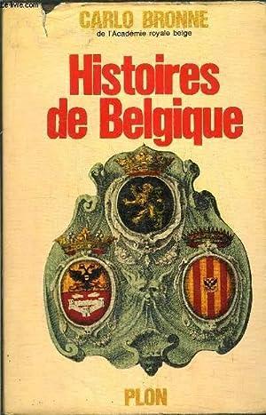 HISTOIRES DE BELGIQUE: BRONNE CARLO