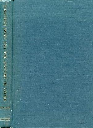 JONATHAN SWIFT AND THE ANATOMY OF SATIRE,: BULLITT JOHN M.
