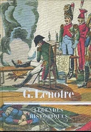 LEGENDES HISTORIQUES - CONTES DE NOEL -L'EXTASE, NOEL CHOUAN, TOMBE DU CIEL, UN REVEILLON CHEZ...