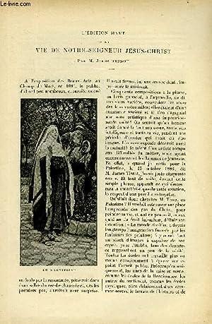 LE MONDE MODERNE TOME 4 - L'EDITION MAME DE LA VIE DE NOTRE-SEIGNEUR JESUS-CHRIST PAR JAMES ...