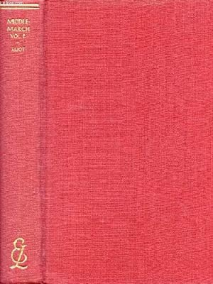 MIDDLEMARCH, VOL. II: ELIOT George