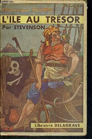 L'ILE AU TRESOR - BIBLIOTHEQUE JUVENTA: STEVENSON