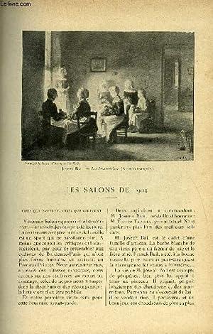 LE MONDE MODERNE TOME 16 - LES SALONS DE 1902: DES GACHONS JACQUES
