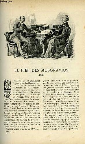 LE MONDE MODERNE TOME 21 - LE FIEF DES MUSGRAVIUS: CLESIO PAUL