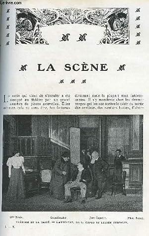 LE MONDE MODERNE TOME 23 - LA SCENE: DE GRAMMONT LOUIS