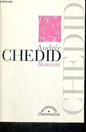 ROMANS - LE SOMMEIL DELIVRE - LE: CHEDID ANDREE