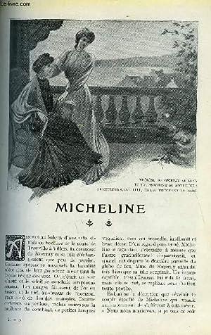 LE MONDE MODERNE TOME 24 - MICHELINE + LES ETAPES D'UN PEUPLE VERS LA LIBERTE: LACOUR PAUL, ...