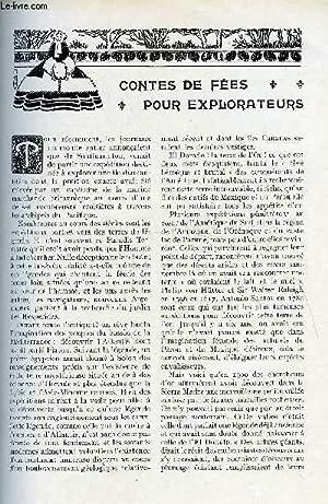 LE MONDE MODERNE TOME 26 - CONTES DE FEES POUR EXPLORATEURS: CHRISTIAN HENRI