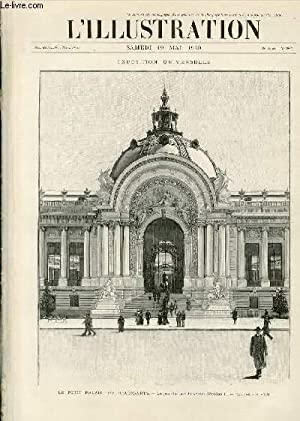 L'ILLUSTRATION JOURNAL UNIVERSEL N° 2986 - Gravures: exposition universelle, le petit ...