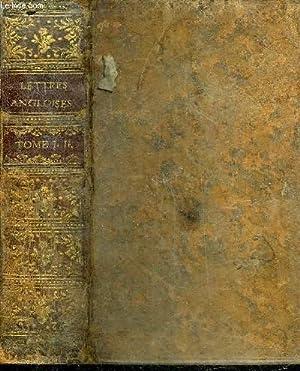 LETTRES DU CHEVALIER ROBERT TALBOT DE LA SUITE DU DUC DE BEDFORD A PARIS EN 1762 SUR LA FRANCE ...