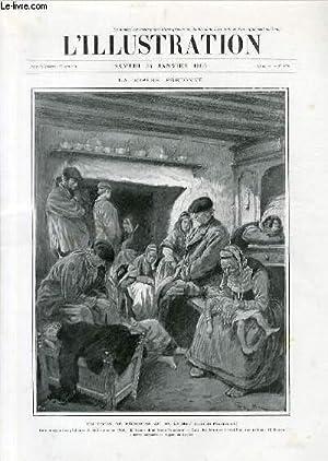 L'ILLUSTRATION JOURNAL UNIVERSEL N° 3126 - Gravures: un logis de pêcheurs au ...