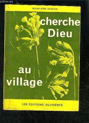 CHERCHE DIEU AU VILLAGE: MUNICH MADELEINE