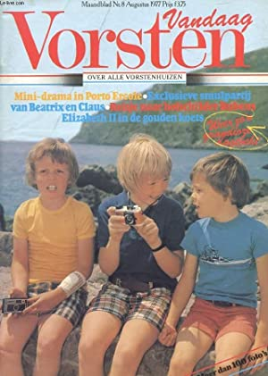 VANDAAG VORSTEN, Nr. 8, AUG. 1977 (Inhoud: COLLECTIF