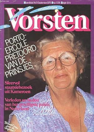 VORSTEN, Nr. 9, SEPT. 1979 (Inhoud: Porto-Ercole: COLLECTIF