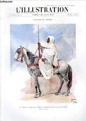 L'ILLUSTRATION JOURNAL UNIVERSEL N° 3134 - Gravures: COLLECTIF