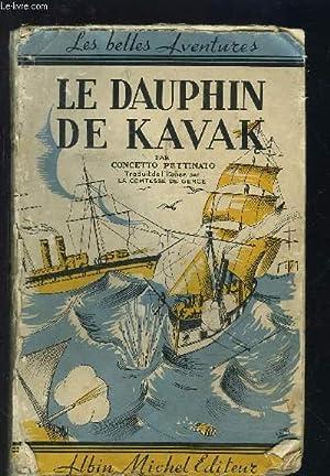 LE DAUPHIN DE KAVAK: PETTINATO CONCETTO