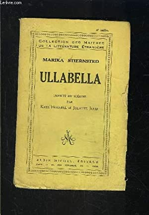 ULLABELLA: STIERNSTEDT MARIKA
