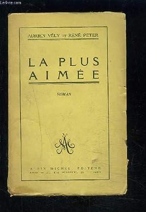 LA PLUS PLUS AIMEE: VELY ADRIEN- PETER RENE