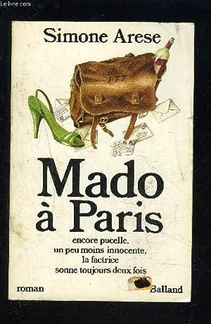 MADO A PARIS ENCORE PUCELLE, UN PEU: ARESE SIMONE
