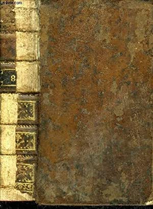 VOYAGE D'UN FRANCOIS EN ITALIE FAIT DANS LES ANNEES 1765 ET 1766 - TOME 8 SEUL.: COLLECTIF