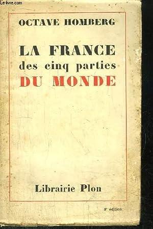LA FRANCE DES CINQ PARTIES DU MONDE: HOMBERG OCTAVE
