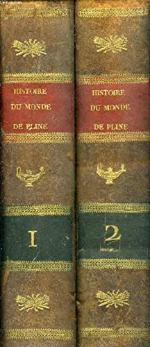L'HISTOIRE DU MONDE DE C.PLINE SECOND -: C.PLINE