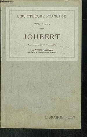 JOUBERT: GIRAUD VICTOR