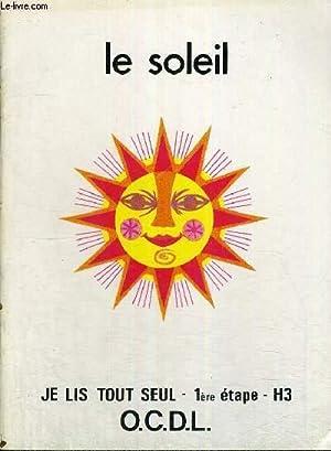 LE SOLEIL - 1ERE ETAPE - H3: IVORY LESLEY ANNE, adapté par E. PLOCKI.