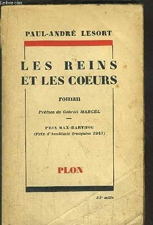 LES REINS ET LES COEURS: LESORT PAUL-ANDRE