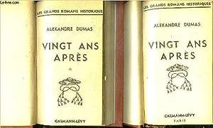 VINGT ANS APRES - TOME 1 + 2 EN 2 VOLUMES: DUMAS ALEXANDRE